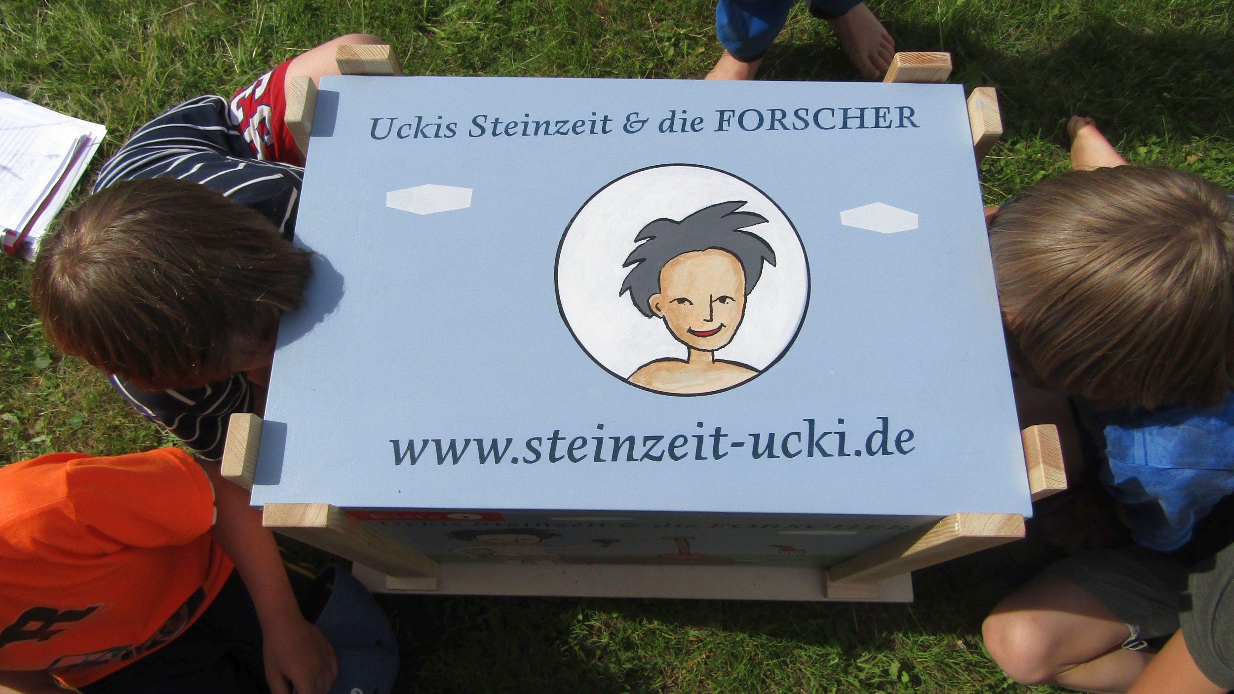 Uckis Steinzeit®